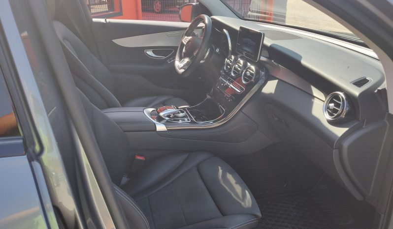 Mercedes GLC Coupe AMG completo