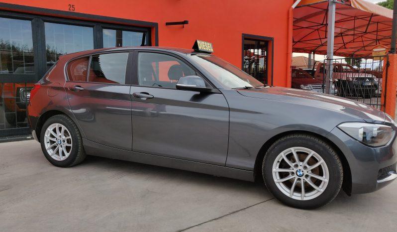 BMW 118d  143cv Motor bmw GPS completo