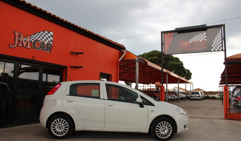 Fiat Grande Punto 1.3 CDTi completo