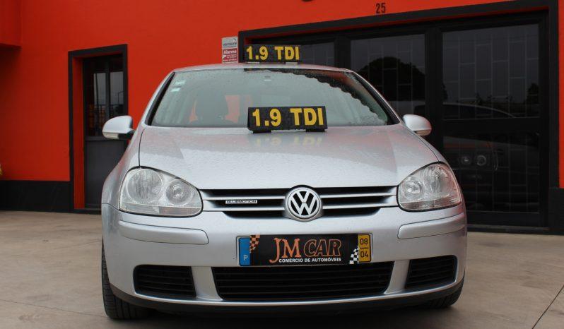 Volkswagen Golf 1.9 TDi completo