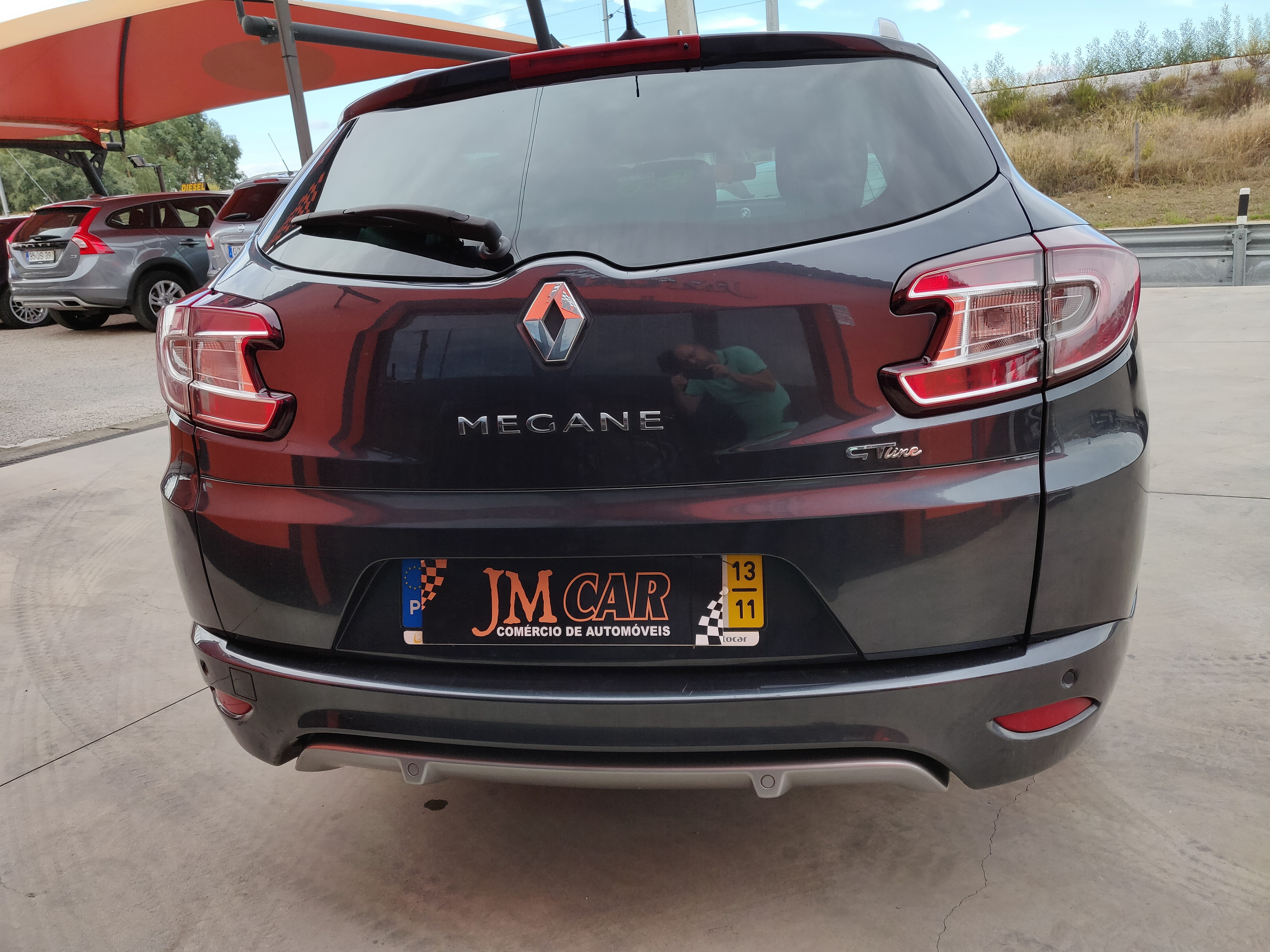 Renault Megane Break 1 5dci Gt Line Full Extras Jmcar